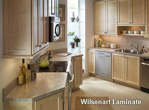 Laminate Countertop Dishwasher : Laminate Countertop installations